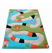 Dywan Soft Play Plansza do Gry 160 x 230 cm